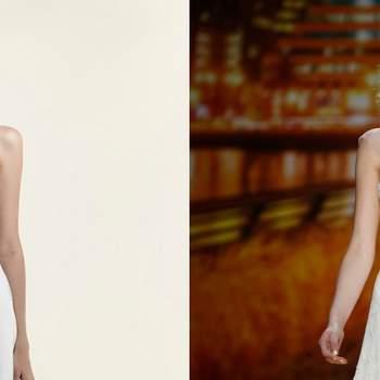 Elige uno de estos vestidos de novia corte imperio 2016: un look muy romántico