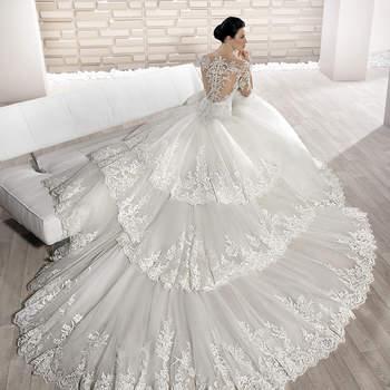 Entdecken Sie die Neuheiten von Demetrios 2017: die elegantesten Brautkleider, die Sie je gesehen haben!