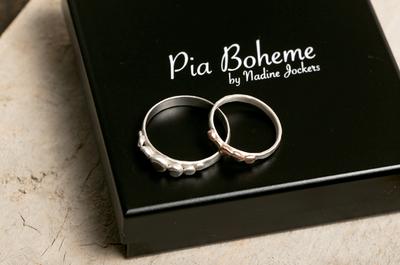Adoptez le style bohème pour votre mariage avec les créations uniques et originales de Pia Bohème