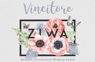 ZIWA 2016: ecco i wedding blogger più votati d'Italia dai professionisti di nozze