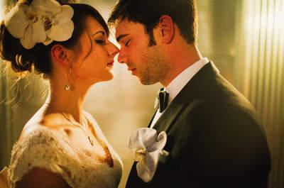 Emoción, pasión, alegría, amor… 21 fotografías de todo lo que vivirás el día de tu boda ¡No te las pierdas!