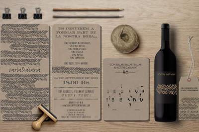 Invitaciones originales de boda 2015: sorprende a los tuyos