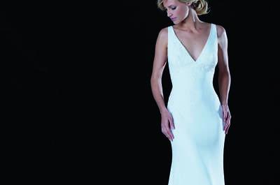 Les robes de mariée Cymbeline 2015 : la mise en valeur du corps féminin.