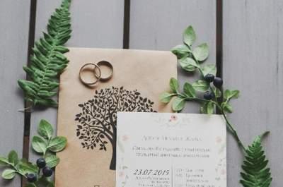 «ВАУ!»: как удивить гостей пригласительным на свадьбу?