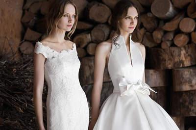 Потрясающaя коллекция платьев Jesús Peiró!