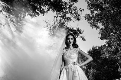 Zuhair Murad Fall 2016 Bridal Collection: Magical Romance