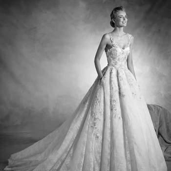 I 50 abiti da sposa più romantici del 2017...e il sogno realtà diverrà!