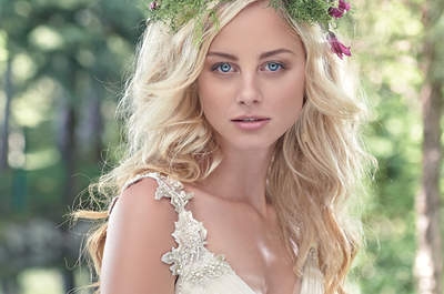 Maggie Sottero Spring 2016 and Sottero and Midgley Spring 2016: exclusive bridal designs