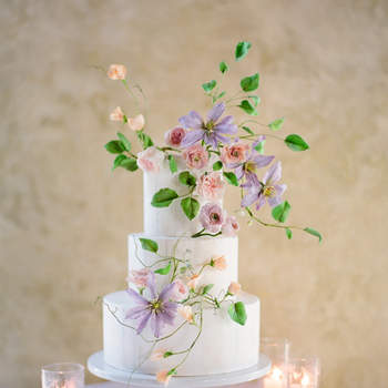 Tendencias en tortas de matrimonio 2017. ¡Descubre cómo poner el toque dulce a tu gran día!