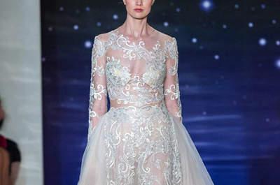 Свадебные платья Reem Acra 2016: свадебные платья мечты