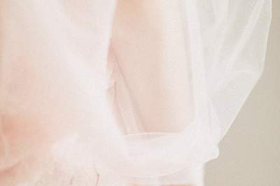Pretty in Pink! Quem diz que o vestido de casamento tem de ser branco?
