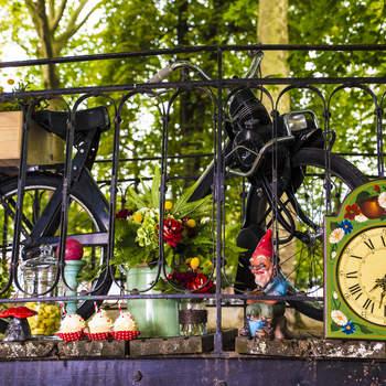 O fabuloso casamento de Amélie Poulain: Uma inspiração cinematográfica cheia de cor!