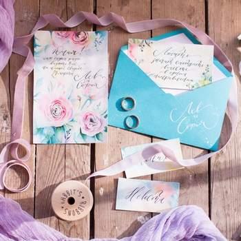 Свадебные приглашения 2017: оригинально и стильно!