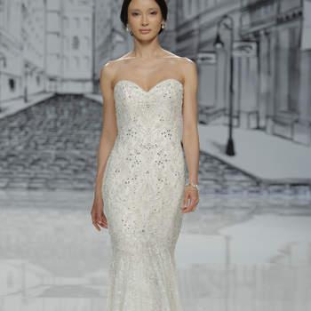 Vestidos de novia corte sirena 2017: Prepárate para ser la más sexy