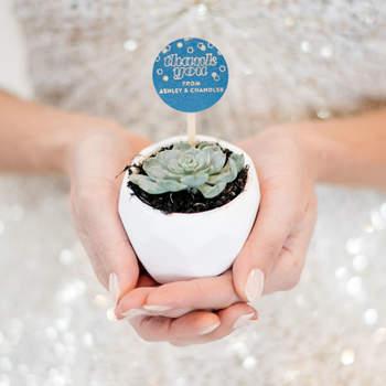 Cadeaux d'invités 2017 : un souvenir original et différent de votre mariage!
