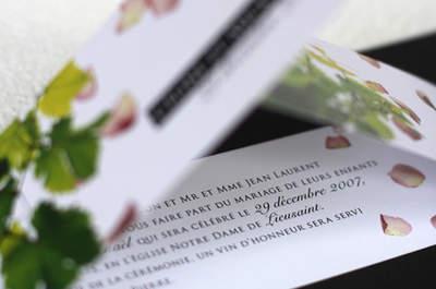 12 faire-part de mariage très originaux signés Invited To