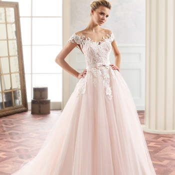 Modeca 2017 Wedding Dresses: Designs Guaranteed to Turn you into the Belle of the Ball