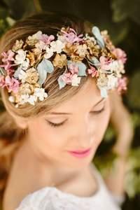 Acessórios de cabelo para noivas 2017: impressionantes!