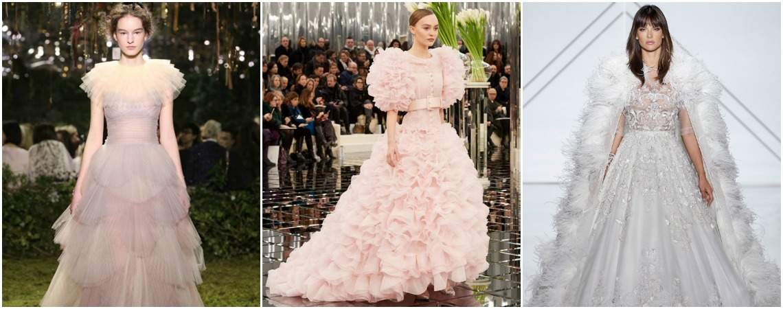 Paris Haute Couture Fashion Week Spring-Summer 2017: The 100 Most Impressive Looks!