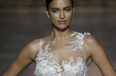 Las 8 tendencias para triunfar con tu vestido de novia en 2016