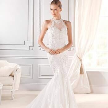 Vestidos de novia estilo vintage 2017: ¡vuelve todo el glamour de época!