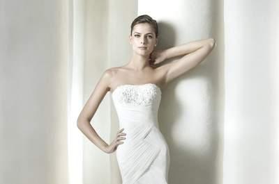 30 atemberaubende Brautkleider in der Kollektion 2015 von San Patrick