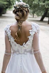 Ślubne ozdoby na włosy 2017