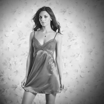 Lencería romántica y sensual: La nueva colección para novias de Tania