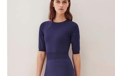 Vestidos de fiesta azules 2017. ¡Diseños que arrasarán!