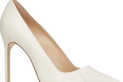 Sapatos de noiva Manolo Blahnik 2016: design e qualidade ímpar!