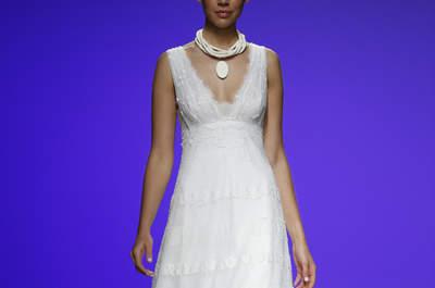 Свадебные платья для беременных 2016: 40 красивых невест в положении