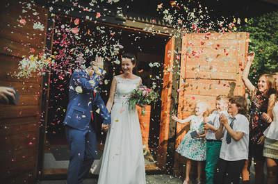 Nowożeńcy! 15 ciekawych zdjęć, których nie należy przegapić!