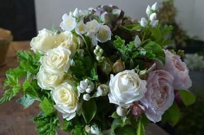 Découvrez les plus jolies tendances de bouquets de mariée pour 2016