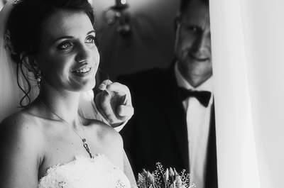 Как реагируют родители, когда впервые видят свою дочь в свадебном платье? Эмоции через край!