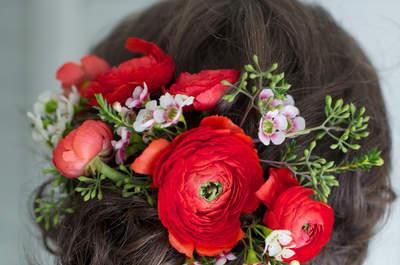 60 peinados de novia 2015 de todos los estilos: ¡elige el tuyo!