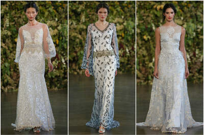 Clarie Pettibone Fall/Winter 2015 Gothic Angel Bridal Collection: Magical Majesty