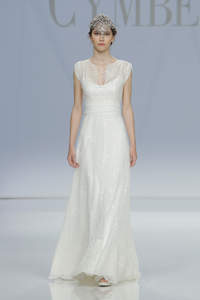 Vestidos de novia para bajitas 2017