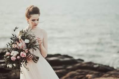 O que vai estar na moda em 2017: os 5 tipos de vestidos de noiva infalíveis