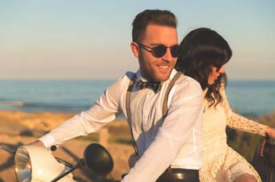 6 parejas que celebran su amor en 21 fotografías de pre-boda con Sergio Gallegos
