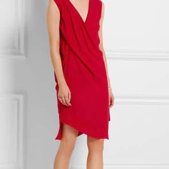 Czerwone, krótkie sukienki na wesele 2017! Idealne dla Ciebie.