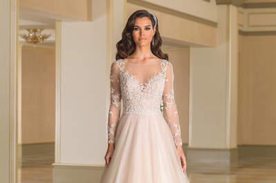 Vestidos de novia de Justin Alexander otoño-invierno 2016-2017 ¡Elige tu favorito!