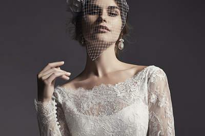 Vestidos de novia de Maggie Sottero y Midgley 2015: sutileza y sensualidad