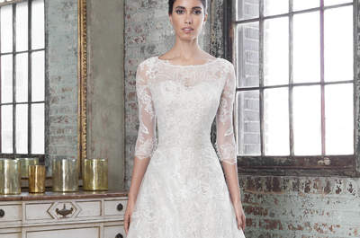 Justin Alexander Signature Collection 2016 Highlights The Beauty Of Your Femininity