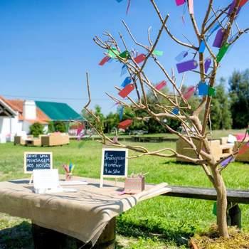 Decoração para casamentos ao ar livre, as tendências para 2017