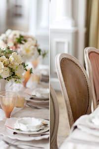 Decoração de mesas de casamento 2016