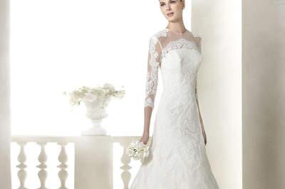 San Patrick 2015: los vestidos de novia que querrás lucir en tu boda