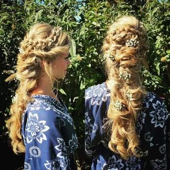 Les 60 plus belles coiffures de mariée 2016