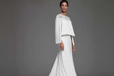 Ti sveliamo il segreto per scegliere l'abito da sposa che ti sta meglio