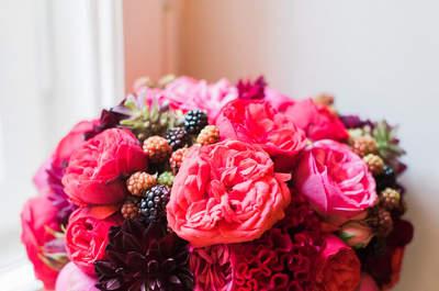 Brautsträuße 2016 - Ihre Hochzeit ist erst mit dem perfekten Blumenaccessoire komplett!