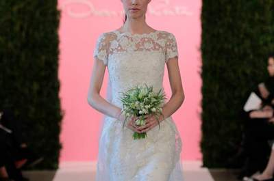 Vestidos de noiva Oscar de la Renta 2015 – New York Bridal Week
